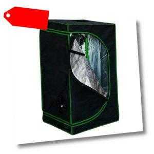 Growschrank 80x80x180CM Growbox Growroom Grow Tent Indoor Gewächshaus 🌱