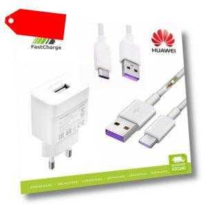 Original Huawei  Schnell Ladegerät USB Typ C Ladekabel Quickcharge