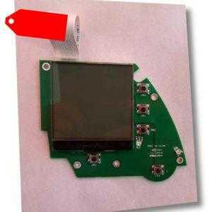 Vorwerk Kobold VR100 2,5A Saugroboter Display