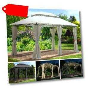 BRAST Pavillon Gartenpavillon Gartenzelt Partyzelt Pavilon Pavillion Festzelt