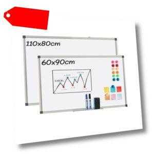 Magnettafel Whiteboard Marker Magnetwand Schreibtafel Pinnwand Weißwand Memoboar