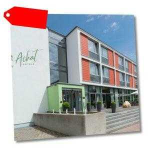 München Freising 3* Achat Hotel Reise Gutschein 2 Personen 1 bis 3 Nächte Ü/F