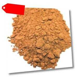 100 g natürliches Bienen Propolis Pulver Extrakt + Superfood Carob im Braunglas