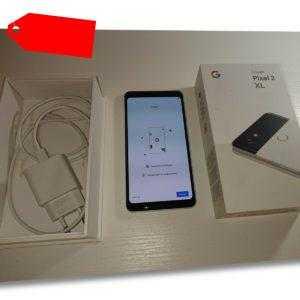 Google Pixel 2 XL 64Gb Black&White G011C sehr gut