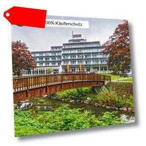 5 Tage Urlaub in Olsberg im Sauerland im Park Hotel mit Halbpension