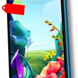 """LG K40s DualSim Moroccan Blue 32GB LTE Android Smartphone 6,1"""" Display 13 MPX"""