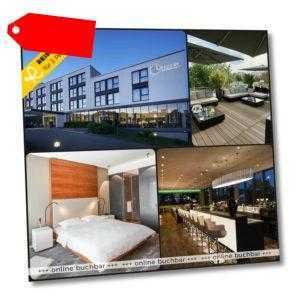 Städtereise Luxemburg 4 Tage 2 Personen 4*S Légère Hotel Gutschein Wochenende