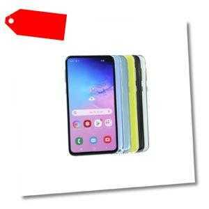 Samsung Galaxy S10e G970F / 128GB / Blau Grün Weiß Schwarz Gelb /...