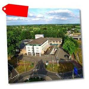 Holland Hotel Gutschein inkl. Eintritt Freizeitpark De Efteling 1 oder 2 Nächte
