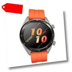 Huawei Watch GT Active Smartwatch orange Fitness Sportuhr Aktivitätstracker