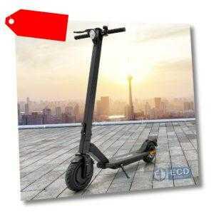 B-Ware City Explorer® E-Scooter Scooter Elektroroller mit Straßenzulassung StVZO