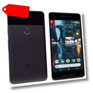 """Google Pixel 2 5.0"""" 4GB+64GB LTE 4G Android Smartphone G011A Handys Ohne Vertrag"""