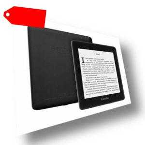 "Amazon Kindle Paperwhite - eBook-Reader - 32GB - 15,2cm (6"") einfarbig"