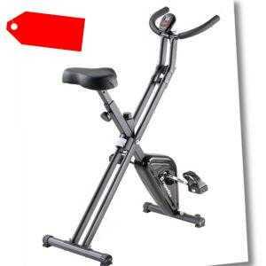 inSPORTline X-Bike Light Pro Heimtrainer Fitnessfahrrad Trimmrad klappbar F-Bike