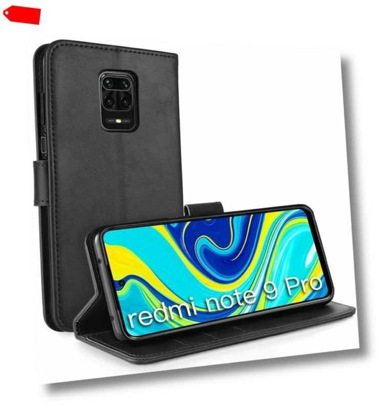 Handy Hülle Tasche Schutzhülle Case Für Xiaomi Redmi Note 9 Pro/ Max/ Note 9s