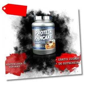 Scitec Nutrition Protein Pancake 1036g Dose, Fertigpfannkuchen Eiweiss B0