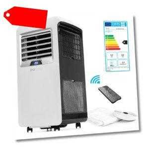 IPOTOOLS Mobile Klimaanlage Mobiles Lokales Klimagerät 12000 BTU Inkl. Airlock; EEK A