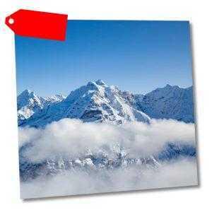 Deal Urlaub Berner Oberland | 2 Nächte 3* Hotel Crystal 2P | Top Lage Interlaken