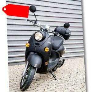 Elektroroller E-Scooter E-Roller 45 km/h Straßenzulassung NEU...