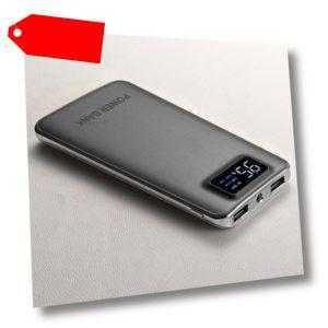 50000mAh Power Bank Batterie 2USB Ladegerät Für iPhone 11 8 X XS Samsung S20 S10