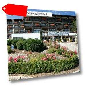6 Tage Urlaub im AktiVital Hotel in Bad Griesbach mit Frühstück