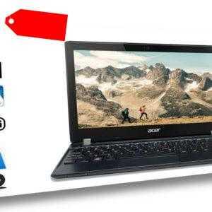 ACER TravelMate B-113 Celeron 1017U 4GB/320GB 11,6 Zoll HD Kam HDMI Win10