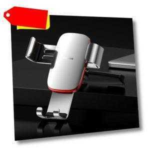 Baseus 360° Universal KFZ Halterung Smartphone Handy Auto CD Einschub Halter