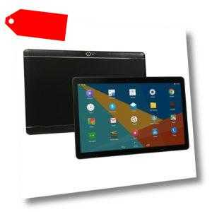 """10.1"""" Tablet PC Android 8.0 Octa HD 8GB +128GB Kamera WIFI WLAN ROM 2 SIM"""