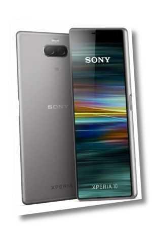 Sony Xperia 10 (I4113) Dual-SIM silver 64 GB Neuwertig OVP vom...