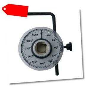 BGS Drehwinkel Messgerät Antrieb Innenvierkant 12,5 mm