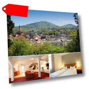 Baden-Baden Grand Suite Deluxe 3-4 Tage Kurzurlaub im Vienna Townhouse Batschari