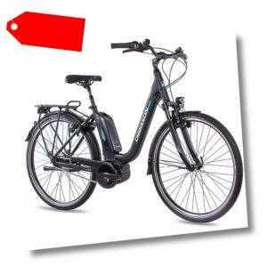 28 Zoll E-Citybike Damenrad CHRISSON E-CASSIOPEA 7G Shimano BOSCH Active B-WARE