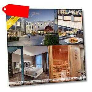 AKTION Kurzurlaub bei Wiesbaden 4 Tage 2 Personen 4* Légère Hotel Hotelgutschein