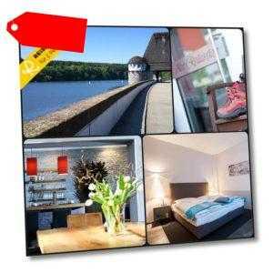 Kurzurlaub Gevelsberg 3 tage 2 Personen 3*S Hotel Hotelgutschein Erholung Reise