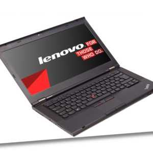 "Lenovo ThinkPad T430 Notebook 14"" HD+ i5-3230M (2.6GHz) 8GB RAM 256GB SSD"