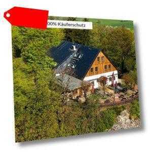 Oberlausitz 5 Tage Bertsdorf Urlaub im Berggasthof Koitsche mit Frühstück