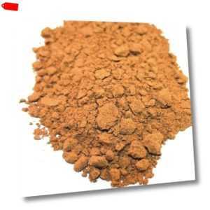 100 g natürliches Bienen Propolis Pulver Extrakt + Carob im Violett Glas