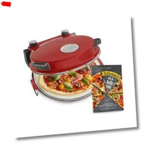 Pizzaofen Pizza Backofen Flammkuchen Brotbackofen Pizzabackofen...