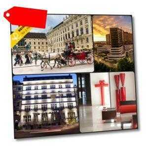 4 Tage 2 Personen Luxus 5★ Hotel The Levante Parliament Kurzreise Wochenende WOW