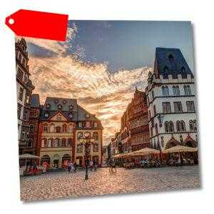 Trier Mosel 2 Personen Kurzreise Ibis Styles Hotel Gutschein 1 bis 3 Nächte Ü/F