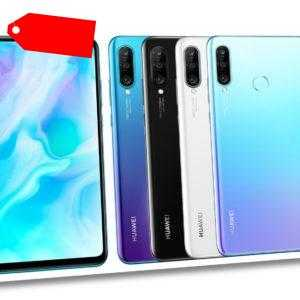 "Huawei P30 lite DualSim 128GB LTE Android Smartphone 6,15"" Display..."
