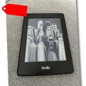 Amazon Kindle Paperwhite 6'' Zoll (7 Gen.) 4GB/WLAN+3G/Schwarz B030