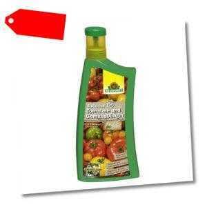 NEUDORFF BioTrissol Tomaten- und GemüseDünger 1L Paprika Zucchini Chili Avocado