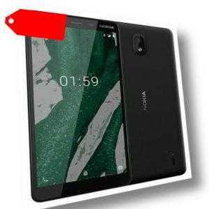 Nokia 1 plus Dual Sim 8GB schwarz B-Ware