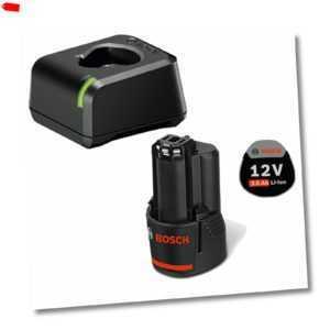 Bosch Akku-Starter-Set GBA 12 Volt / 1x 3,0 Ah + Schnellladegerät GAL 12V-20