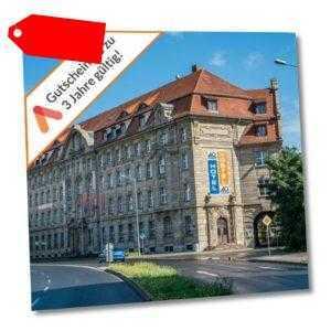 Städtereise Leipzig nahe Hbf A&O Hotel für 2 Personen Gutschein Frühstück 3 Tage