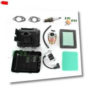 Vergaser Luftfilter Dichtsatz Kit Zündspule für Honda GCV135 GCV190 GCV160