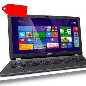 """15,6""""/39,6cm Notebook Acer ES1 Intel 4x2,5GHZ 4GB RAM 1TB HDD DVD Windows 10"""