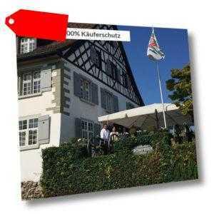 4 Tage Urlaub im Hotel Restaurant de charme Römerhof in Arbon mit Frühstück