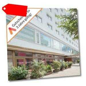 Kurzurlaub Berlin 4 Tage im 3* Hotel Sorat Ambassador Gutschein 2 Personen